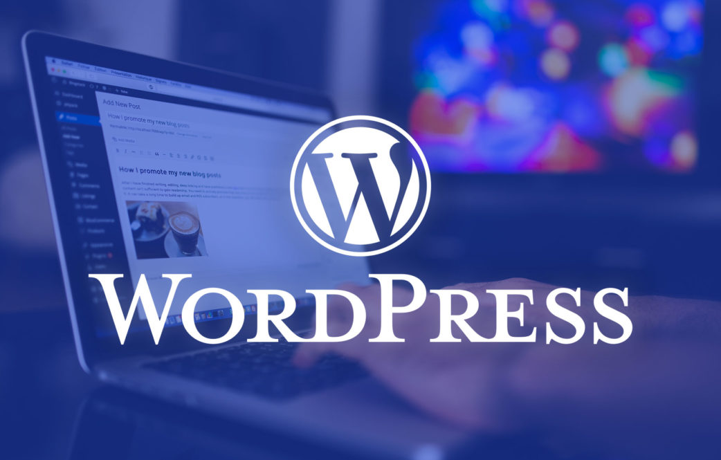 How to setup the Wordpress in database